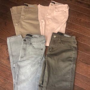 Aeropostale  High Waist Jegging Lot